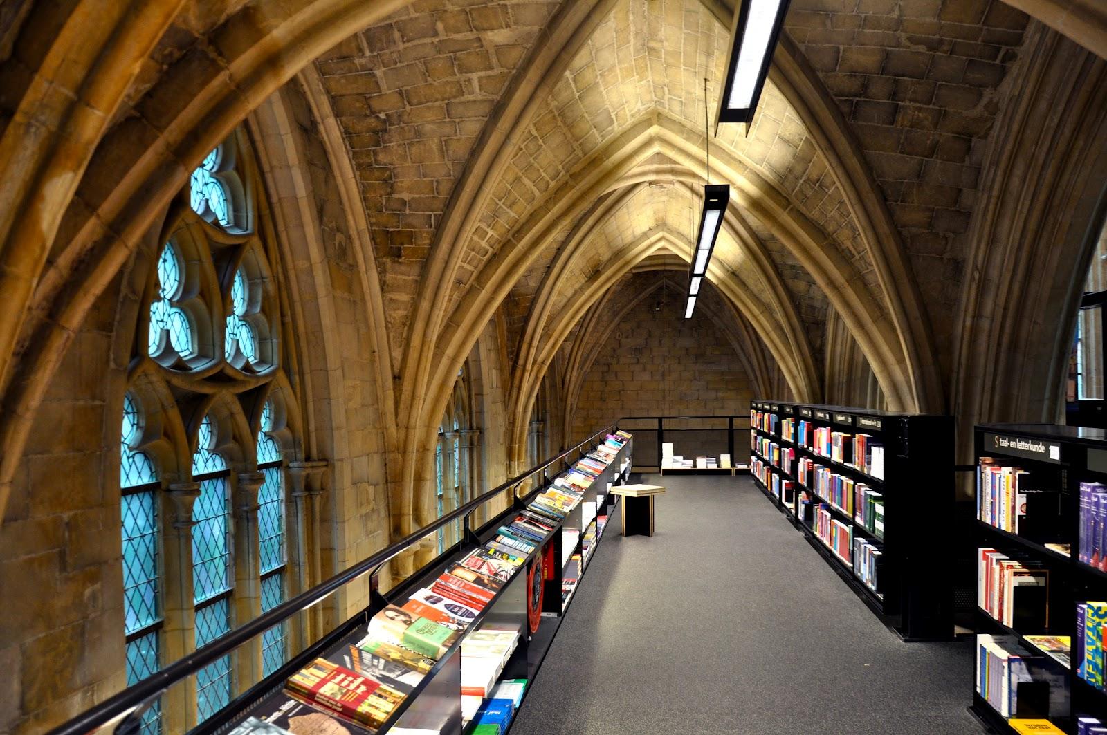Радость печатного слова: лучшие книжные магазины мира
